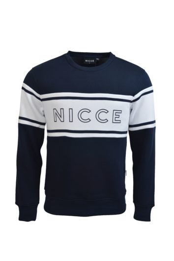 Nicce - Panel Sweatshirt - Mixed