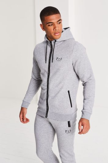 Pré London - Force Hoodie - Grey