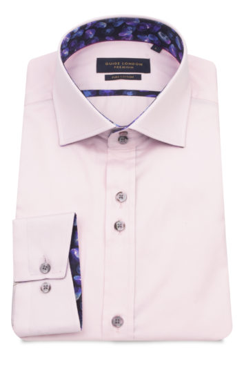 Guide London - LS75303 Shirt - Pink