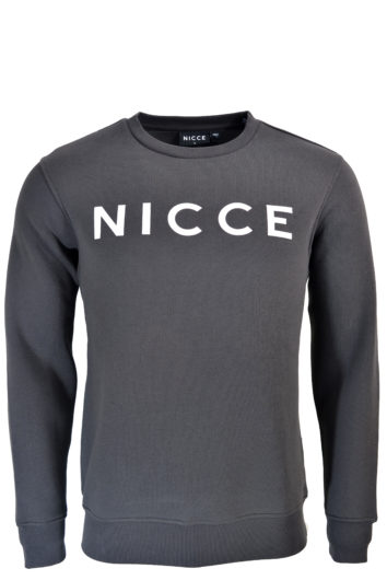 icce - Original Logo Sweatshirt - Coal