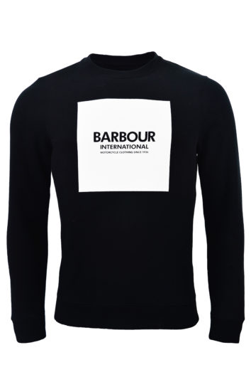 Barbour International - Scortch Sweatshirt - Black