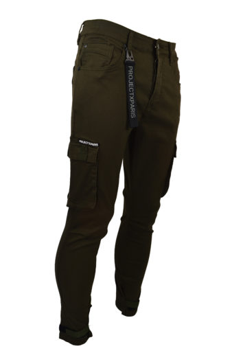 Project X Paris - Cargo Pant 199006 - Khaki