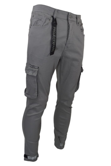 Project X Paris - Cargo Pant 199006 - Grey