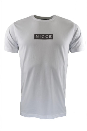 Nicce - Base T-Shirt - White