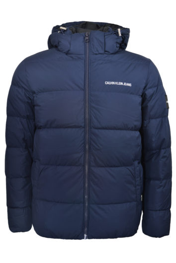 Calvin Klein - 5099 Hooded Jacket - Navy
