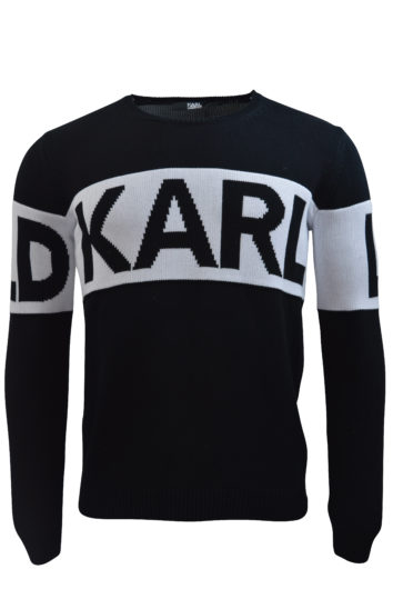 Karl Lagerfeld - 665046 Knit - Black
