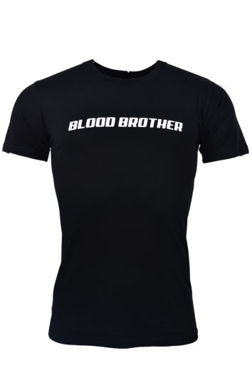 Blood Brother - Riot Tour T-Shirt - Black