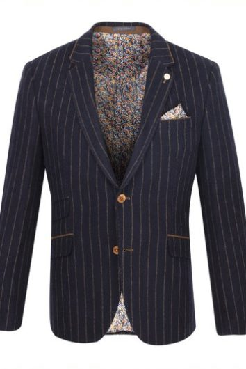 Guide London - Blazer JK3353 - Navy