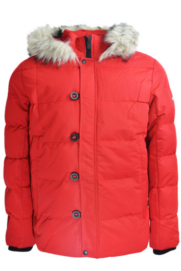 4Bidden - Lightening Jacket - Red