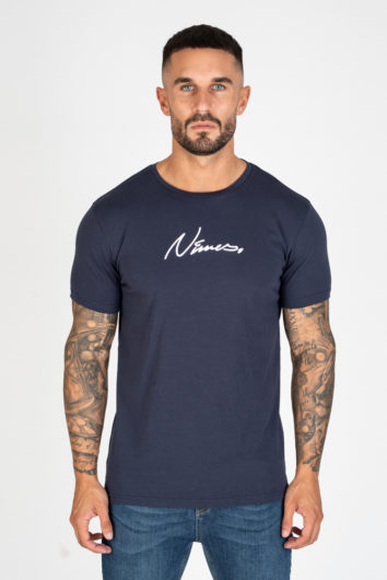 Nimes - Core T-Shirt - Navy