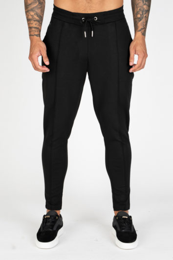 Nimes - Knit Chino Pant - Black
