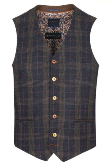 Guide London - Waistcoat WC3340 - Navy