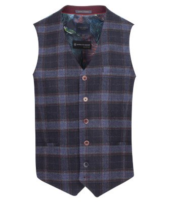 Guide London - Waistcoat WC3342 - Navy