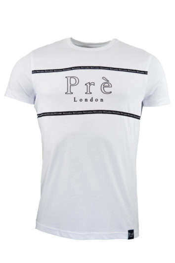 Pre London - Toulouse T-Shirt - White