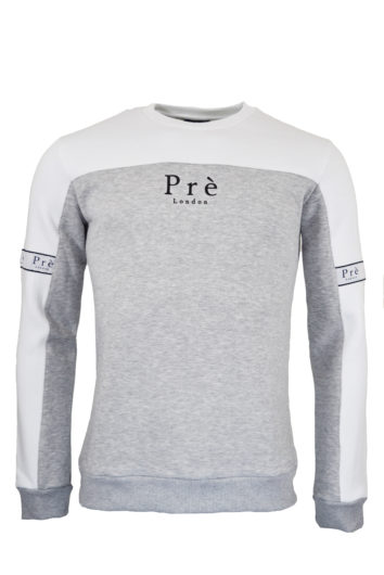 Pre London - Eclipse Sweatshirt - Grey