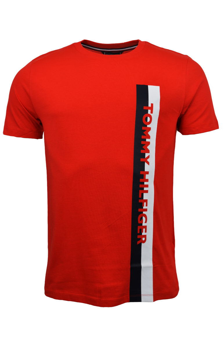 Tommy Hilfiger - 1744 T-Shirt - Red