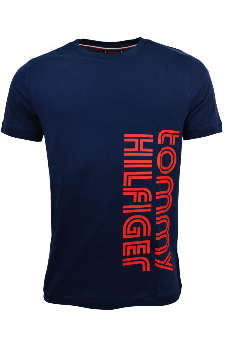 Tommy Hilfiger - 1749 T-Shirt - Blue