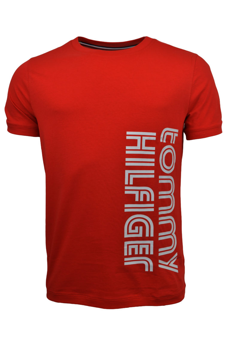 Tommy Hilfiger - 1749 T-Shirt - Red