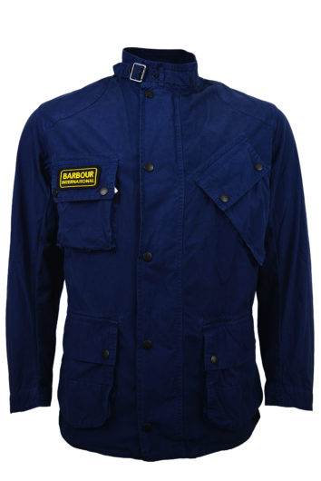 Barbour International - Summer Wash Jacket - French Navy