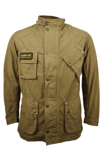 Barbour International - Summer Wash Jacket - Stone