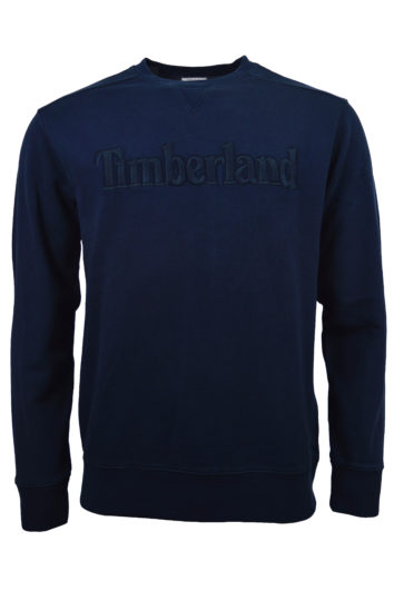 Timberland - Pattern logo Sweat A2245 - Navy