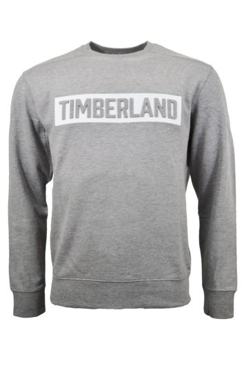 Timberland - 3D Embossed Logo Sweat A2926 - Grey