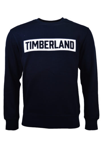 Timberland - Embossed Logo Sweat A2926 - Navy