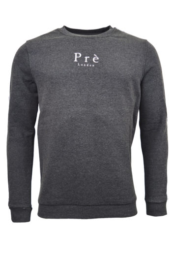 Pre London - Enigma Sweatshirt - Grey