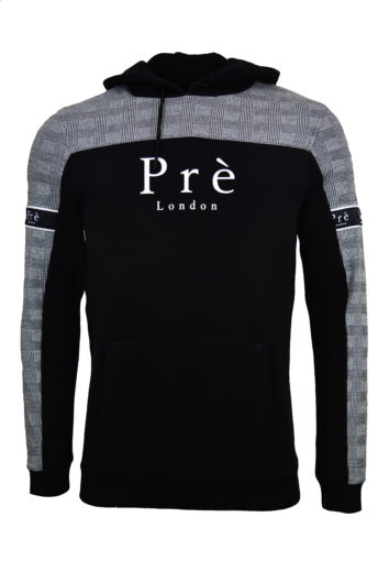 Pre London - POW Eclipse Hoodie - Black
