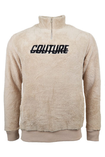 Fresh Couture - Colmar Sweatshirt - Almond
