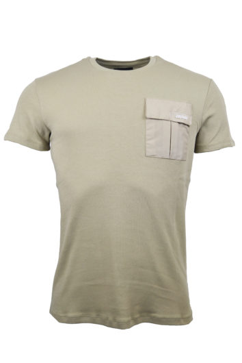 Fresh Couture - Victory T-Shirt - Sand