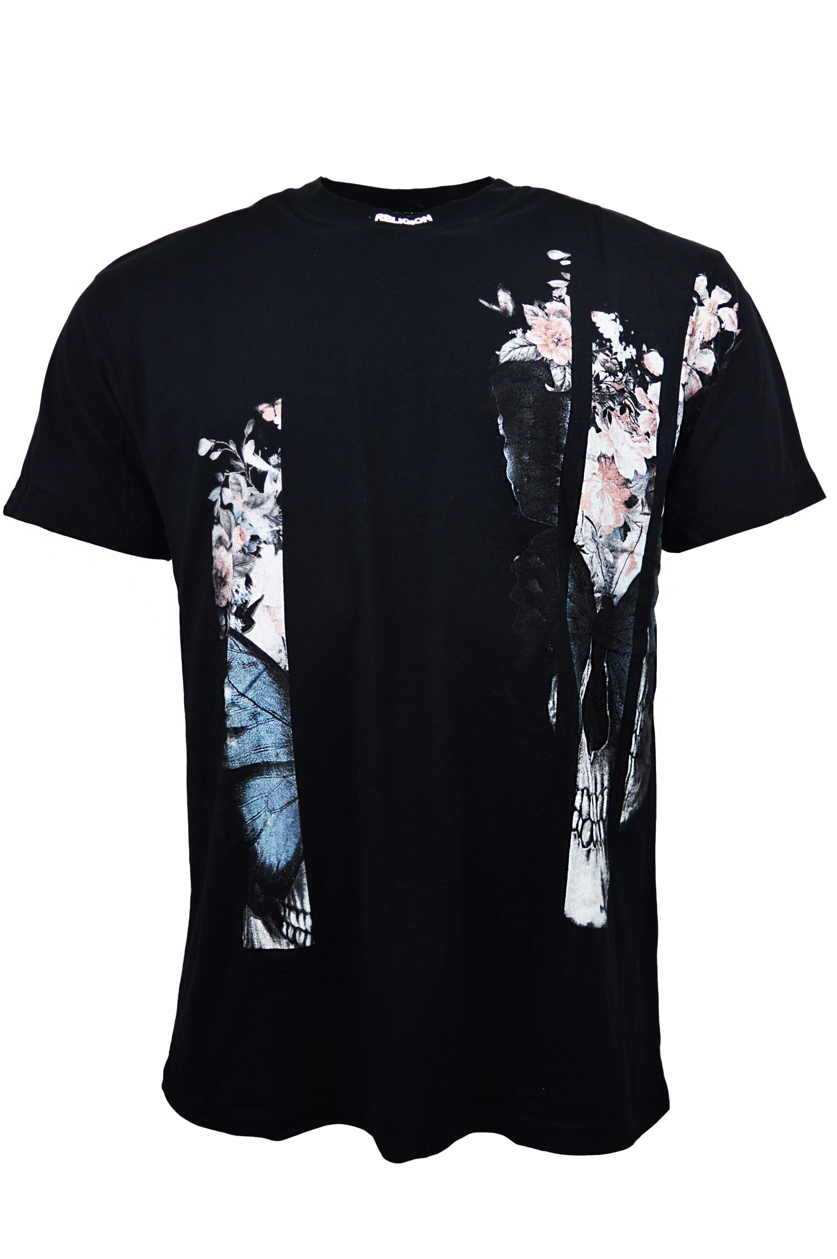 Religion - Butterfly T-Shirt - Black