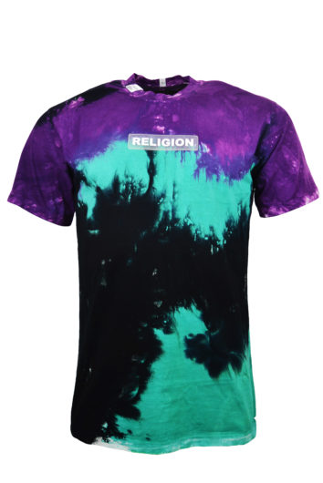 Religion - Mist T-Shirt - Purple