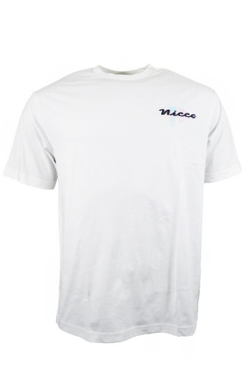 Nicce - Miami T-Shirt - Ivory