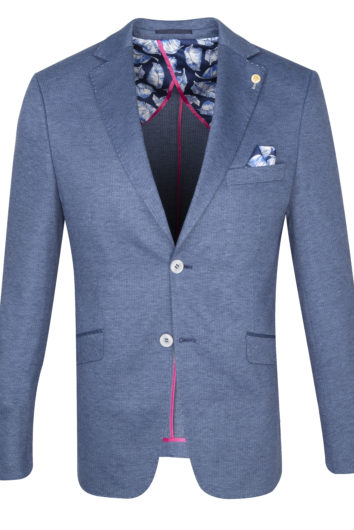 Guide London - JK3396 Blazer - Blue