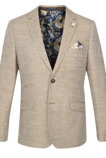 Guide London - JK3376 Blazer - Sand