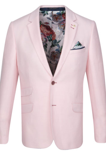 Guide London - JK3390 Blazer - Pink