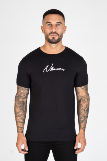 Nimes - Core T-Shirt - Black