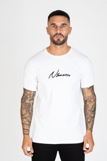 Nimes - Core T-Shirt - White