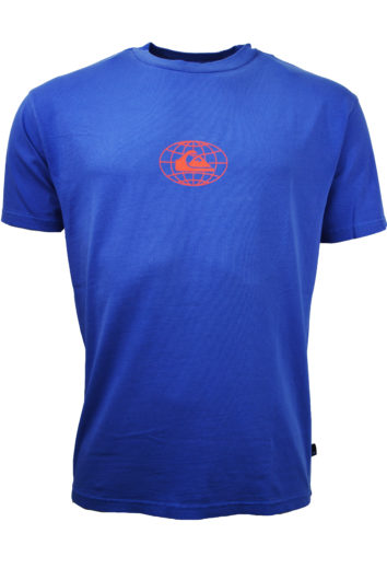 QuickSilver - 5810 Grooves T-Shirt - Blue