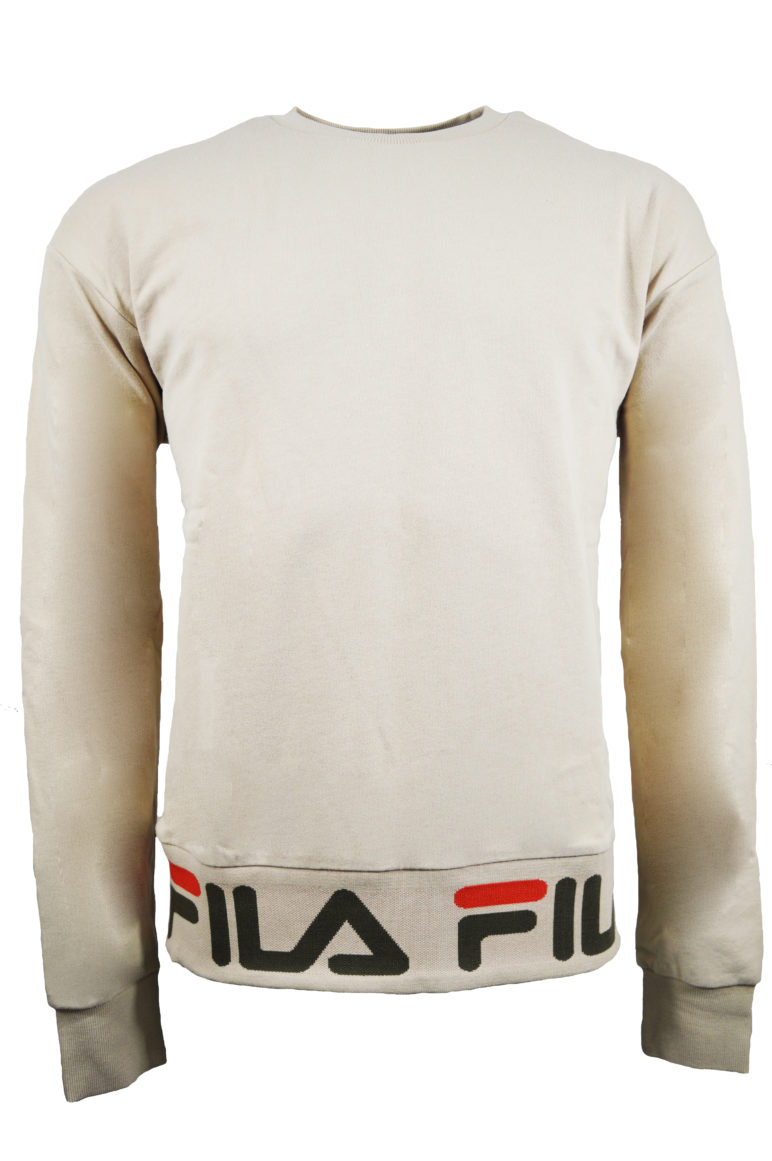 FILA - Neil Sweatshirt - Cement