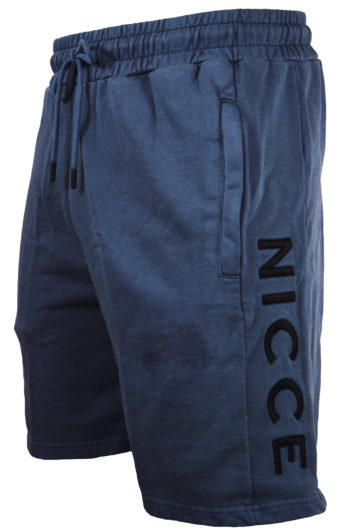 Nicce - Drift Jog Shorts - Navy