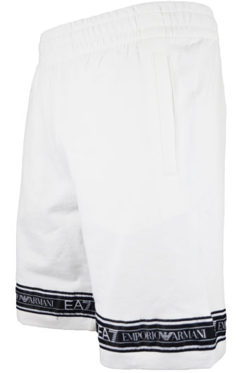 EA7 - 3HPS56 Shorts - White