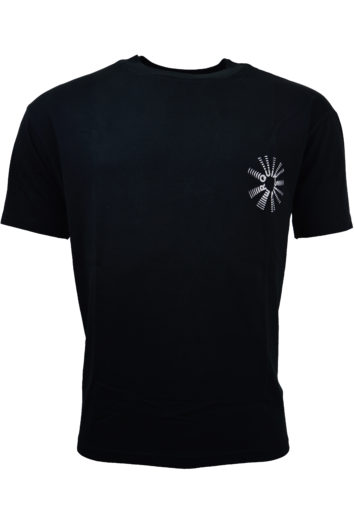 QuikSilver - 5809 Thunder T-Shirt - Black
