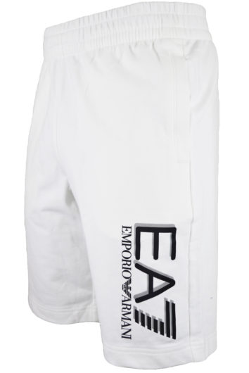 EA7 - 3HPS73 Shorts - White