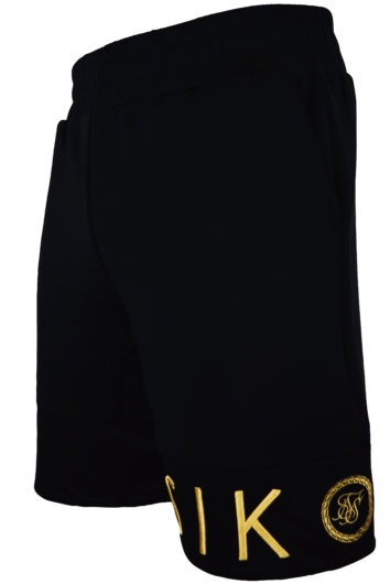 SikSilk - Relaxed Shorts - Black
