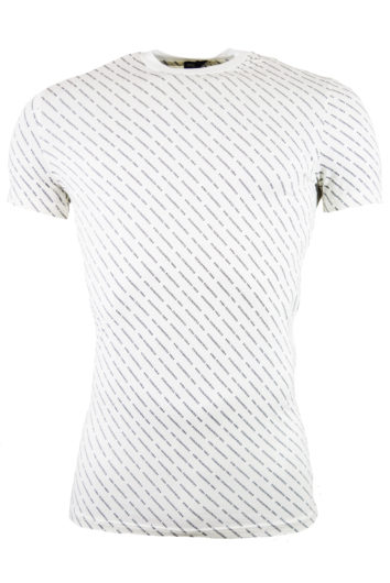 DSquared2 - All Over T-Shirt - White