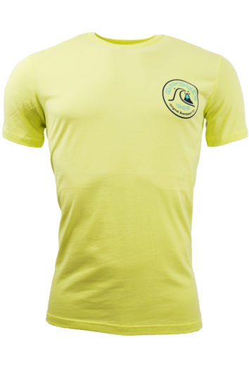 QuikSilver - 5849 Close T-Shirt - Yellow
