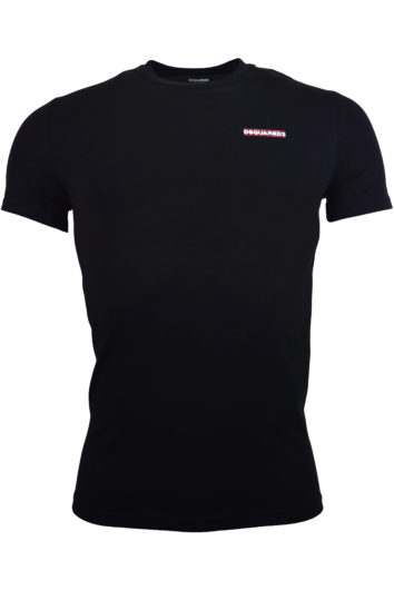DSquared2 - Front Logo T-Shirt - Black