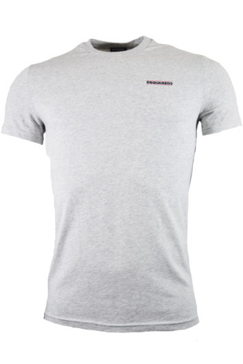 DSquared2 - Front Logo T-Shirt - Grey